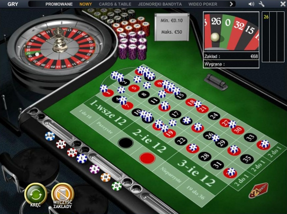 Live roulette games online
